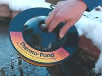 Electric Pond Heater