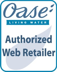 Oase Authorized Web Retailer Logo