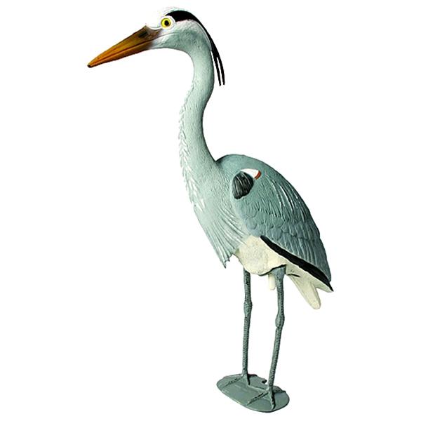 Aquascape Great Blue Heron Decoy