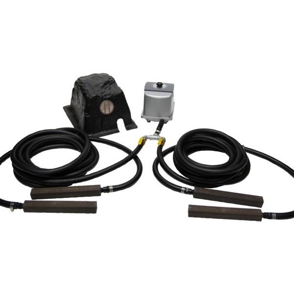 Hakko hk 80l pond air pump kit for Pond pump kit