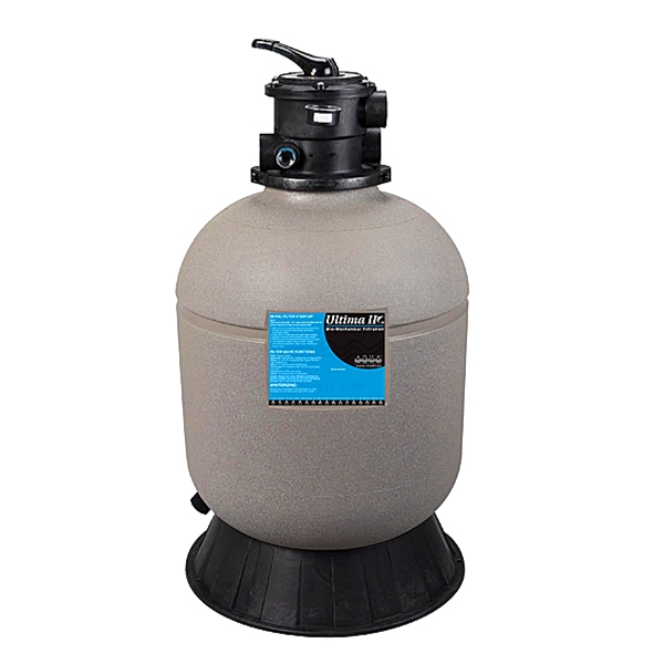NEW Fish Koi Pond Gravity Discharge Filter w// Waterfall Free S/&H!!