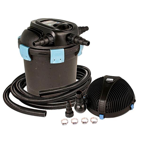 Aquascape ultraklean 1500 pond filtration kit 1 500 for Aquascape pond kit