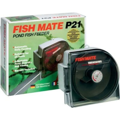 Fish Mate P21 Pond Fish Feeder