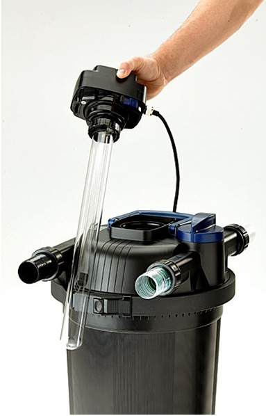 Oase Filtoclear Pressure Filter - Integrated UV Clarifier