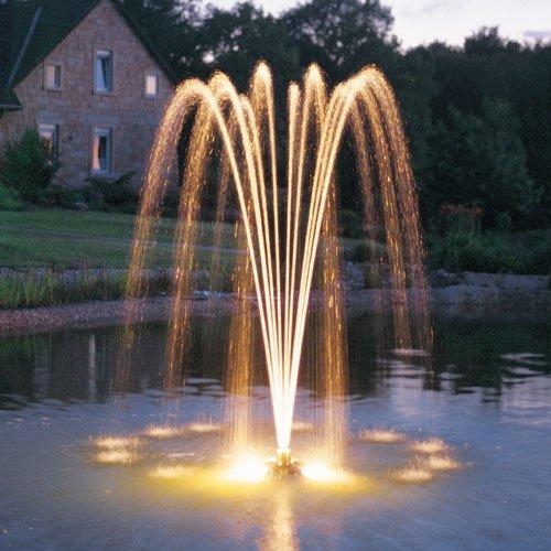 Oase PondJet Floating Fountain - 1/4 Acre Ponds - FREE ...