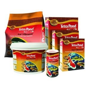 Tetra pond fish koi food for Koi pond food