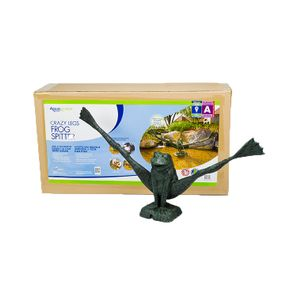 Aquascape Crazy Legs Frog Spitter