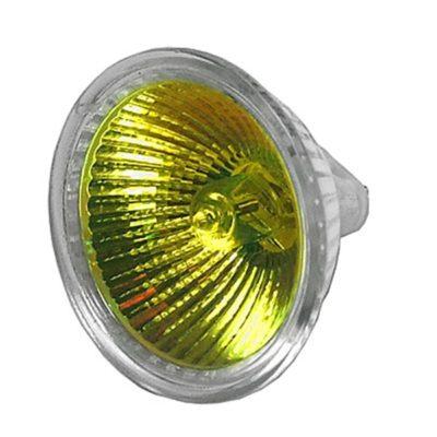 Kasco Yellow 50 Watt Halogen Bulb