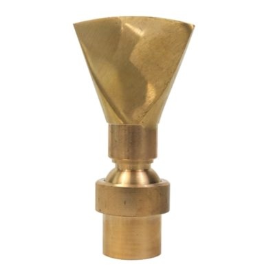 ProEco Products Fan Jet Fountain Nozzles