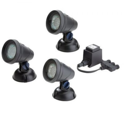 Oase LunAqua Classic LED Pond 3 Light Set