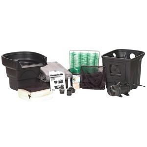 Aquascape 4 x 6 DIY Backyard Pond Kit