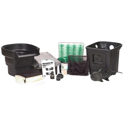 Aquascape 4 x 6 DIY Backyard Pond Kit