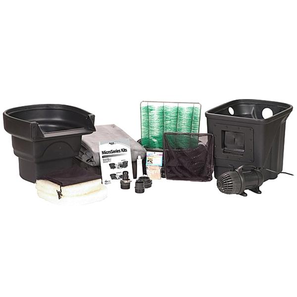 Aquascape Products: Aquascape 4 X 6 DIY Backyard Pond Kit