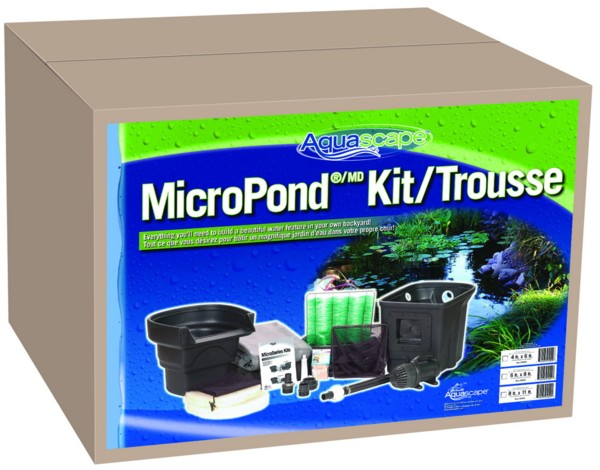 Aquascape MicroPond Kit