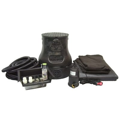 Pond Pro Small Disappearing Waterfall Kit
