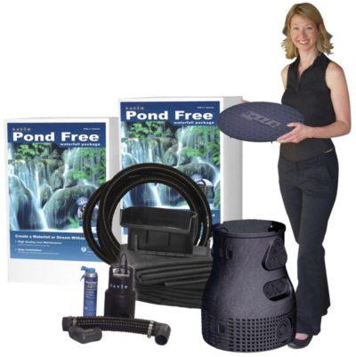 Savio 8 Ft. PondFree Waterfall Package