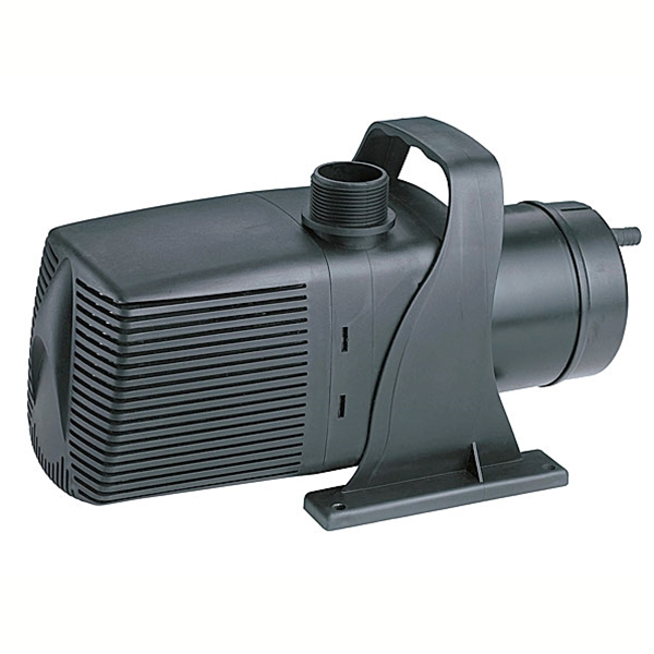 Proeco products sp 1400 waterfall pump 1 400 gph free for Pond pump design