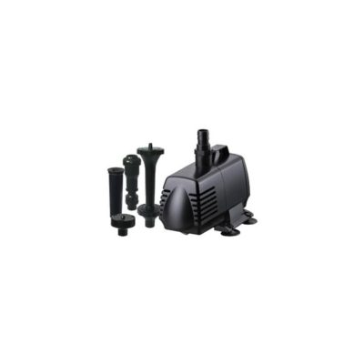 Hampton 1630 GPH Pump & Fountain Kit