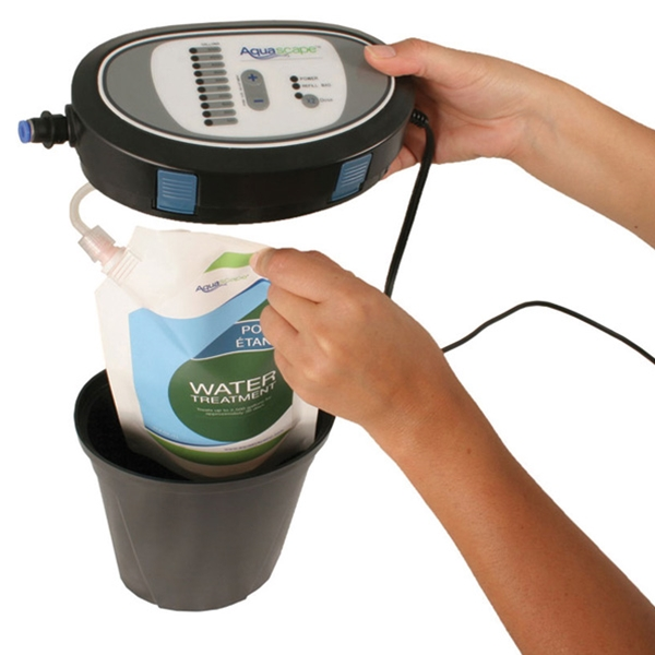 Aquascape Automatic Fountain Dosing System Water Treatments Sold Separately