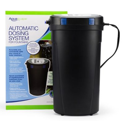 Aquascape Automatic Pond Dosing System