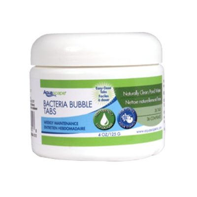 Aquascape Bacteria Bubble Tabs