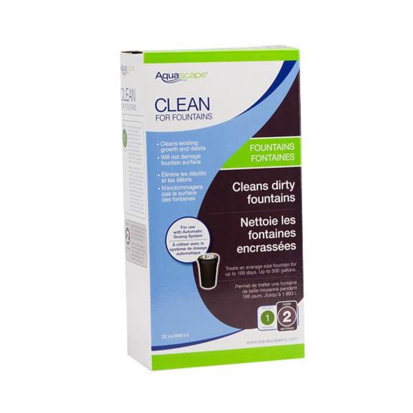 Aquascape Clean Fountain Water Treatment