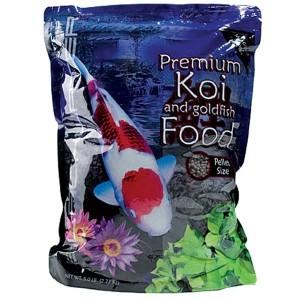 Blackwater Creek Premium Koi & Goldfish Food