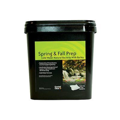CrystalClear Spring & Fall Prep
