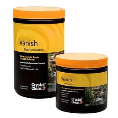 CrystalClear Vanish Dechlorinator Dry