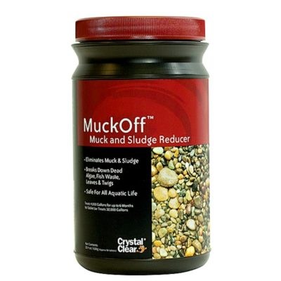 CrystalClear MuckOff Sludge Reducer