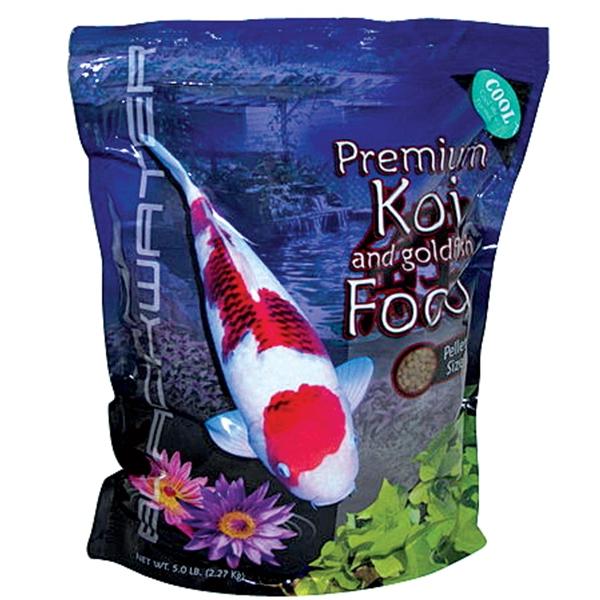 Fish & Koi Food