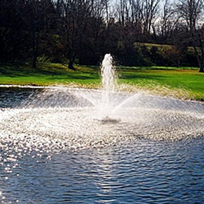 Kasco Marine 3400JF Floating Aerating Fountains - 3/4 HP - 1/3 Acre Ponds