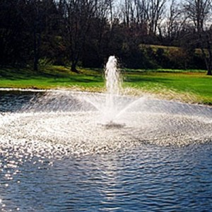 Kasco Marine JF Floating Aerating Fountains - 3/4 to 7.5 HP