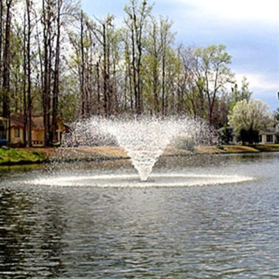 Kasco Marine VFX Floating Aerating Fountains - 1/2 to 5 HP