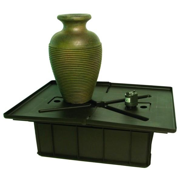 Aquascape Fountain: Aquascape Amphora Vase Mini Fountain Kit