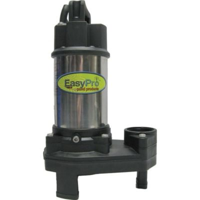 Easy Pro Pond & Waterfall Pumps