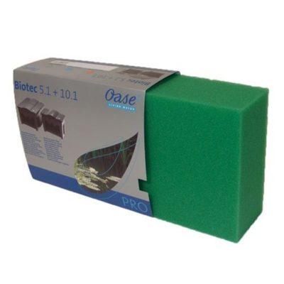 Oase BioSmart 5000 Replacement Green Filter Foam