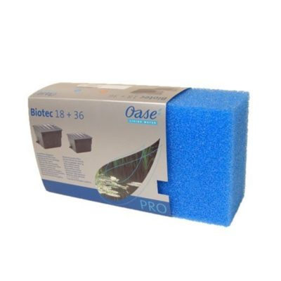 Oase BioTec 18 Screenex Replacement Blue Filter Foam