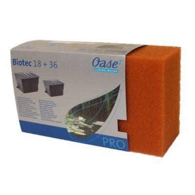 Oase BioTec 18 Screenex Replacement Red Filter Foam
