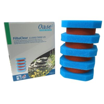 Oase FiltoClear 3000 Replacement Foam Filter Set