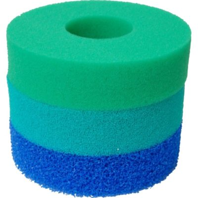 Cyprio Bioforce 1000 Replacement Filter Foam Set - G2