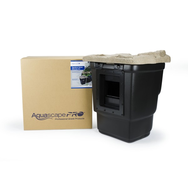 Aquascape Signature Series 1000 Pond Skimmer - Shipped in one box