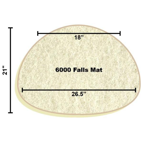 Replacement Filter Mat 18 x 26.5 x 21