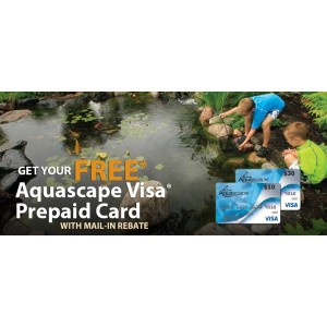Aquascape Consumer Rebate Image April 2016