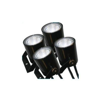 Kasco LED4S19 Stainless Steel LED 4 Light Set
