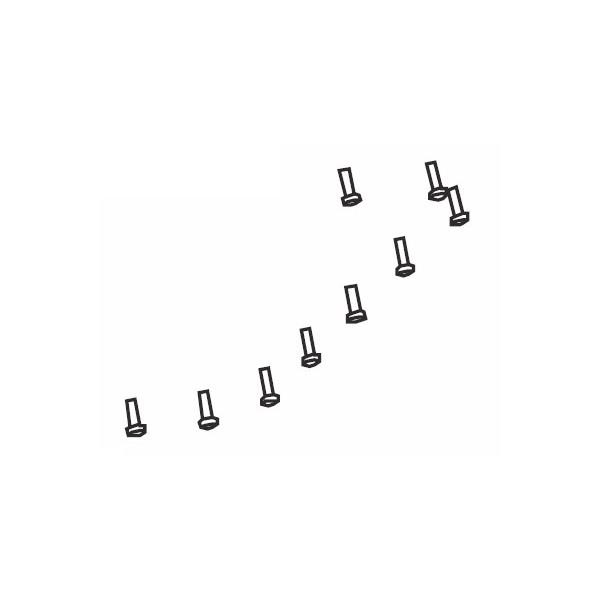 Aquascape MicroFalls / BioFalls 1000 Replacement Brass Screw Set