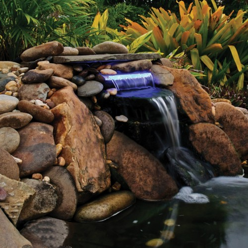 Oase Lighted Waterfall - Blue LED