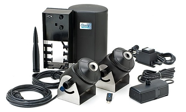 Oase Water Jet Lightning - Components