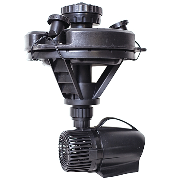Oase 1/4 HP Floating Fountain - 1/4 Acre Ponds