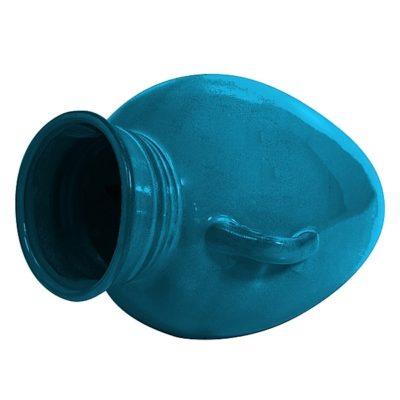 Oase Turquoise Pouring Vase